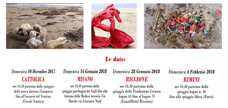 Salviamo il nostro mare. 10 dicembre a Cattolica.